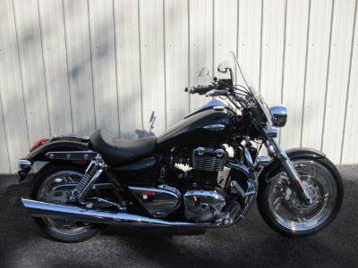 2011 Triumph Thunderbird Cruiser Motorcycles Guilderland, NY