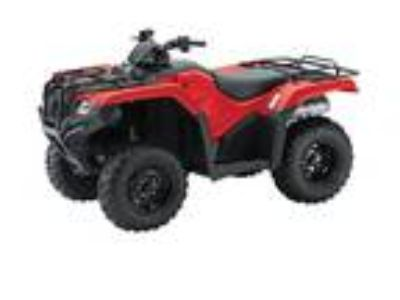 2018 Honda FourTrax Rancher 4x4 ES