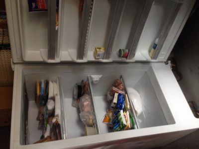Frigidaire Freezer upright