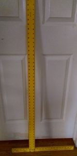 Huge Measuring Stick with Squared End REDUCED PRICE