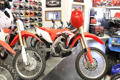 2017 Honda CRF450R Motocross Motorcycles Adams, MA