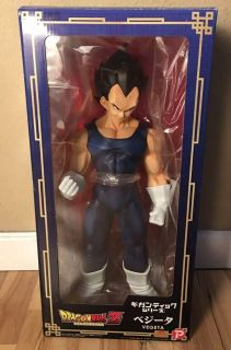 17 Gigantic Series base normal Vegeta X-plus Dragon Ball Z figure Rare big large statue 1/4 scale