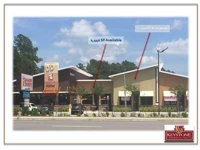 Molee Plaza Retail Space C-2,000 SF Available for Lease