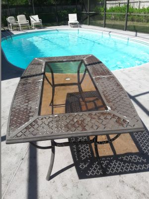 Martha Stewart Living RUSTY patio set