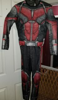 Size large Ant Man Halloween costume - marvels civil war collection