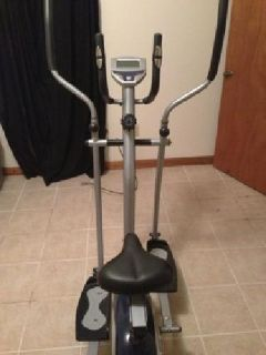 $120 OBO Body Champ Deluxe Stride Cycle Elliptical with seat