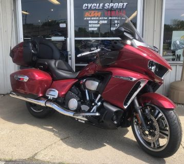 2018 Yamaha Star Venture with Transcontinental Option Package Touring Motorcycles Hobart, IN