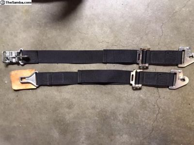 "2"" Racing Lap Seat Belt."
