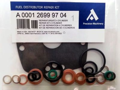 Buy 0438101002 Repair Kit for Bosch Fuel Distributor Mercedes 190E, 200E, 230GE motorcycle in San Francisco, California, United States, for US $109.00