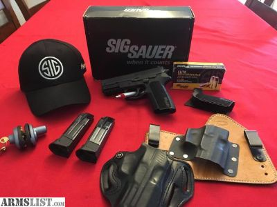 For Sale: Sig Special w/ extras