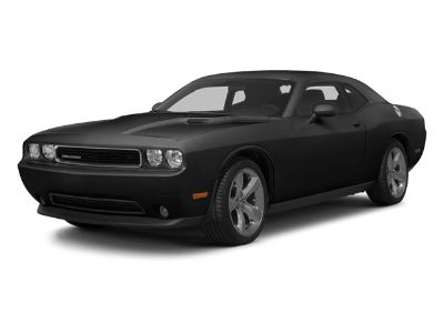 2013 Dodge Challenger R/T (Black)