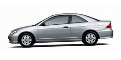 2004 Honda Civic Value Package (BLACK)