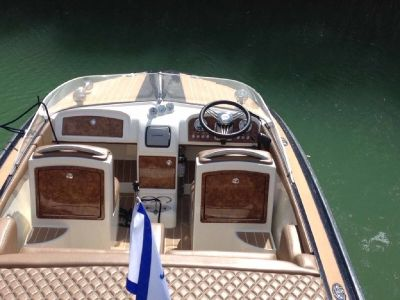 1971 Chrysler Charger 151 Runabout Boat