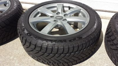 FOR SALE- Beautiful Rims and Tires Fits- Mercedes, Audi, Volkswagen!!!