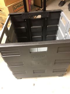 Staples carrying box