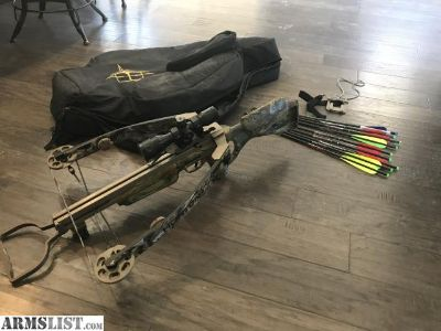 For Trade: Horton vision crossbow