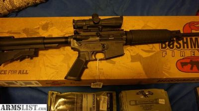 For Sale: bushmaster