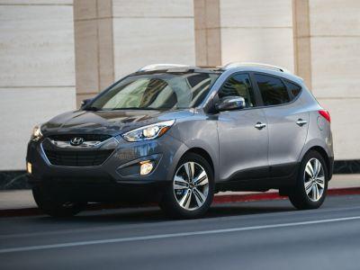 2015 Hyundai Tucson GLS (Ash Black Mica)