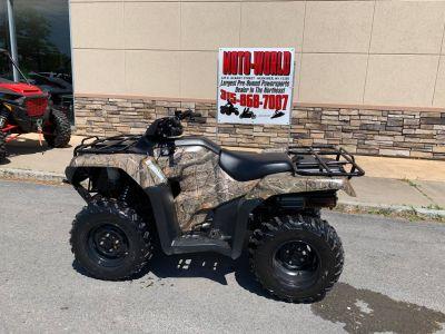 2017 Honda FourTrax Rancher 4x4 ATV Utility Herkimer, NY