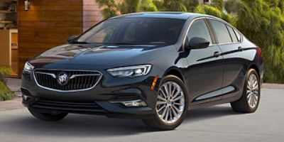 2018 Buick Regal Sportback Preferred II (Carrageen Metallic)