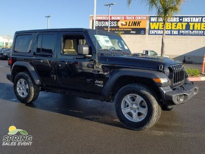 2019 Jeep Wrangler UNLIMITED (Black Clearcoat)