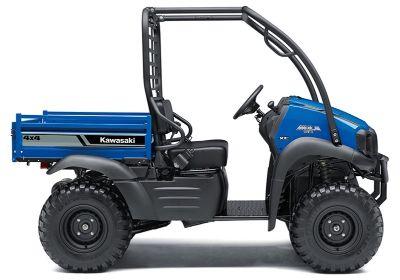 2019 Kawasaki Mule SX 4X4 XC FI Utility SxS Linton, IN