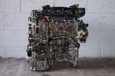 Sell JDM 2002-2006 Nissan Altima Sentra Engine QR25 2.5L Motor QR25DE Low Mileage motorcycle in Franklin Park, Illinois, United States, for US $899.98