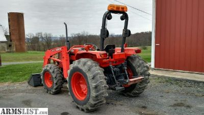 For Sale: Diesel tractor