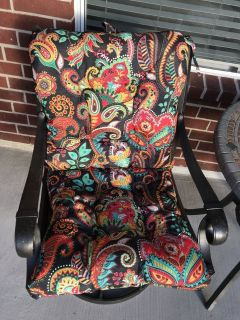 Outdoor Chair Cushions - Really Nice!