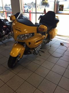 2001 Honda Gold Wing Touring Motorcycles Troy, OH
