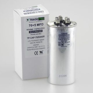 Capacitors for your Air Conditioning and Heating Equipment