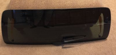 Liftgate Glass Window for 2007 Ford Escape or Mercury Mariner - Probably Fits a Range of Years