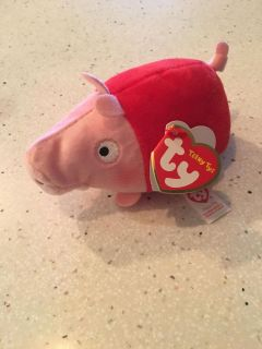 People Pig TY plush NEW