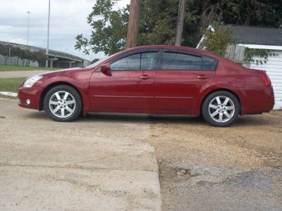2006 NISSAN MAXIMA LOADED LEATHER , MOOR ROOF , NICE NICE