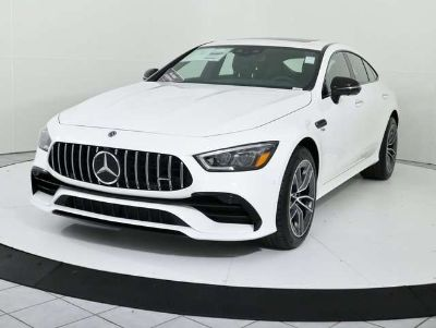 2019 Mercedes-Benz AMG GT Base 4MATIC