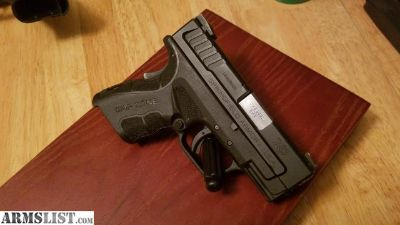 For Sale: Springfield xd mod2 9mm
