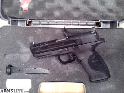 For Trade: SW MP40 Ported