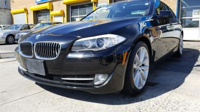 2011 BMW MDX 535i xDrive (Black Sapphire Metallic)