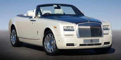 2014 Rolls-Royce Phantom Drophead Coupe Base (Midnight Sapphire)