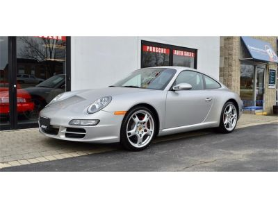 2005 Porsche Carrera