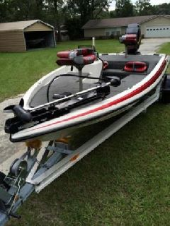 1998 Ranger R80 Sport Bass Boat Runs Perfect