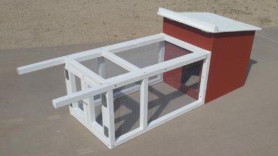 $100, Backyard Chicken Coop