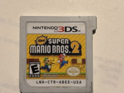 Super Mario Bros 2 DS3