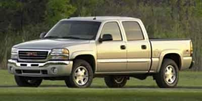2004 GMC Sierra 1500 SLE (Silver Birch Metallic)