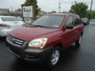 Used 2007 KIA SPORTAGE For Sale