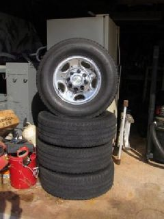 $350 OBO Set of 4 tires and wheels