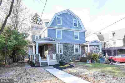 207 Walnut St Jenkintown Five BR, Welcome to ! This huge old