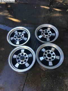 Riviera 4x130 Porsche 914 wheels set