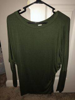 boutique tunic top