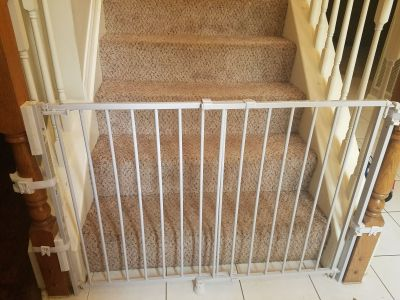 Baby Gate - Upstairs or Downstairs